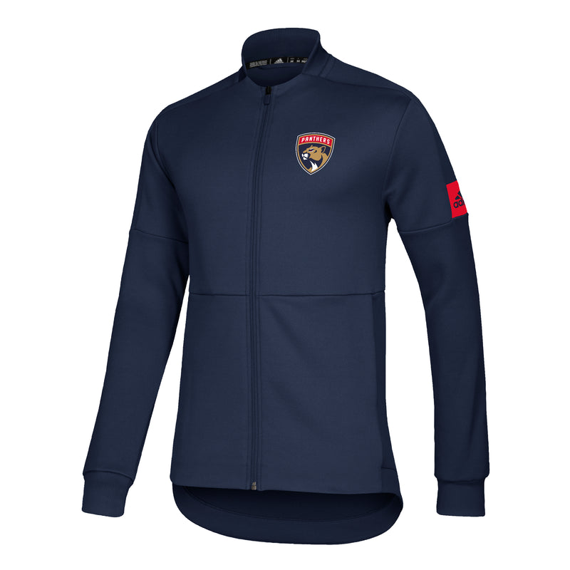 Florida Panthers adidas 2019  GameMode Bomber Jacket