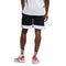 Miami Hurricanes adidas Basketball Swingman Shorts - Black