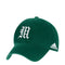Miami Hurricanes adidas Old English Baseball Adjustable Slouch Hat - Green