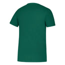 Miami Hurricanes 2020 adidas Men's Amplifier Soccer Shield T-Shirt - Green