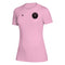 Inter Miami CF 2020 Creator SS Women's Isn't It Iconic T-Shirt - Pink