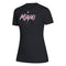Inter Miami CF 2020 Creator SS Women's Wordmark Goals T-Shirt - Black
