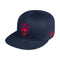 Florida Panthers 2020 adidas NHL Flat Brim Snap Back - Navy