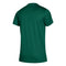 Miami Hurricanes adidas Youth Climatch Basketball Shirt - Green