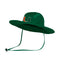 Miami Hurricanes adidas 2020  Safari Hat - Green