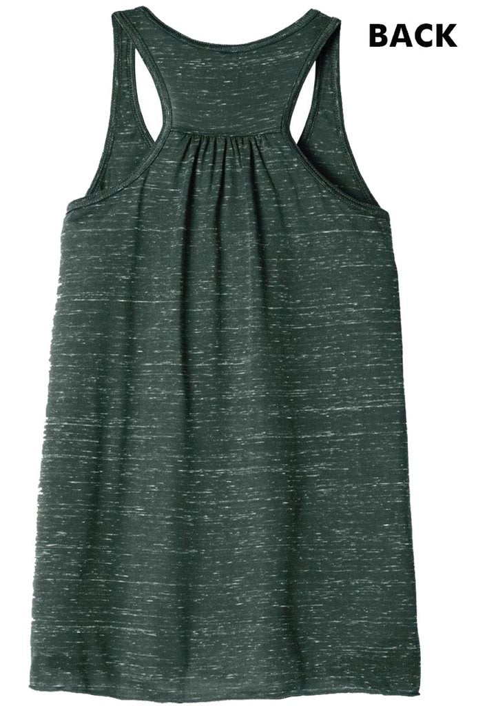 FSPoo Women's Tri-Blend Tank Top - Green