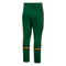 Miami Hurricanes adidas 2020 Under the Lights Warm Up Pants - Green