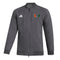 Miami Hurricanes adidas 2020 Under the Lights Woven Bomber Jacket - Grey