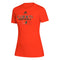 Miami Hurricanes adidas 2020 Women's Creator S/S T-Shirt - Orange