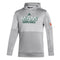 Miami Hurricanes adidas 2020 Chrome Team Pullover - Grey