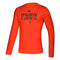 Miami Hurricanes adidas 2020 Creator L/S T-Shirt - Orange  GF1935