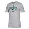 Miami Hurricanes adidas 2020 Miami Canes Amplifier T-Shirt - Grey