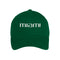 Miami Hurricanes adidas 2020 Cotton Slouch Adjustable Dad Hat  - Green