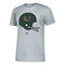 Miami Hurricanes adidas 2020 Vault Logo Amplifier S/S T-Shirt - Grey