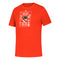 Miami Hurricanes 2020 adidas Youth Amplifier Soccer Shield T-Shirt - Orange