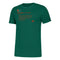 Miami Hurricanes adidas Amplifier Definition T-Shirt - Green