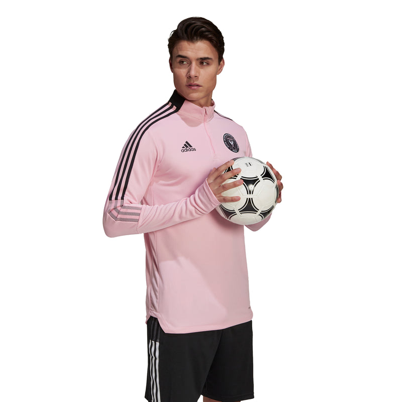 Inter Miami CF 2021 adidas IMCF L/S Training Top - Pink