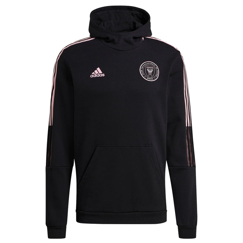 Inter Miami CF 2021 adidas IMCF Travel Hoodie - Black
