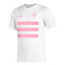 Inter Miami CF 2021 adidas Creator SS Men's Three Stripes T-Shirt - White