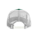 Miami Hurricanes adidas Foam Trucker Hat - Green/White
