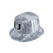 Miami Hurricanes adidas 2021 3 Stripe Tropical Bucket Hat - Grey