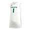Miami Hurricanes 2021 Youth Replica Basketball Jersey - White