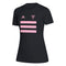 Inter Miami CF 2021 adidas Women's Creator S/S Three Stripes T-Shirt - Black