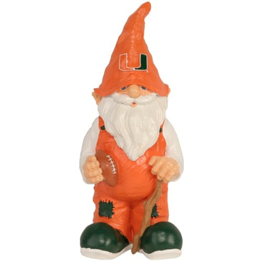 Miami Hurricanes Team Gnome - Orange