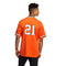 Miami Hurricanes 2021 adidas Baseball Jersey - Orange