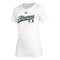 Miami Hurricanes Women's Alumni Amplifier Tee - White