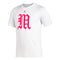Miami Hurricanes adidas 2020 Creator Old English S/S T-Shirt - White/Pink