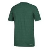 Miami Hurricanes adidas 2017 Men's Legendary Miami Football T-Shirt -Green