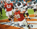 Jimmy Murphy 8 x 10 Autographed Photo - Touchdown!