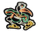 Miami Hurricanes Neon Ibis Decal - CanesWear at Miami FanWear Decals & Stickers SDS Design Associates CanesWear at Miami FanWear