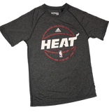 Miami Heat Adidas Men's Short Sleeve T-Shirt - CanesWear at Miami FanWear Men's Shirt Adidas CanesWear at Miami FanWear