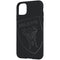 Inter Miami CF Tilted Shield Logo Spot UV Black Cellphone Case