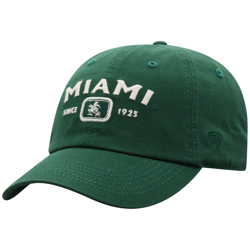 Miami Hurricanes Top of the World Intellect Adjustable