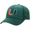 Miami Hurricanes Top of the World McGavin One Fit Green