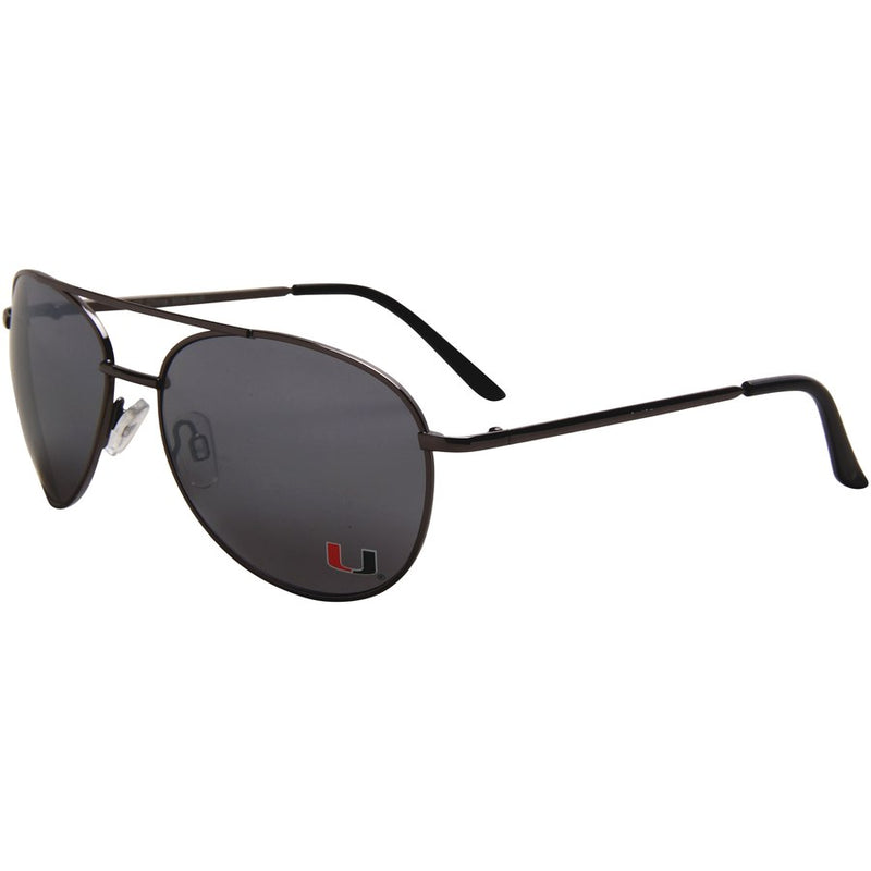 Miami Hurricanes Aviator Sunglasses