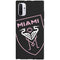 Inter Miami CF Tilted Shield Logo Cellphone Case - Black