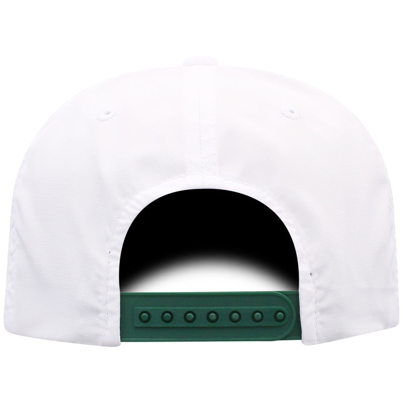 Miami Hurricanes Top of the World On Deck Adjustable - White