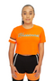 Miami Hurricanes INSZN Crop Top T-Shirt - Orange