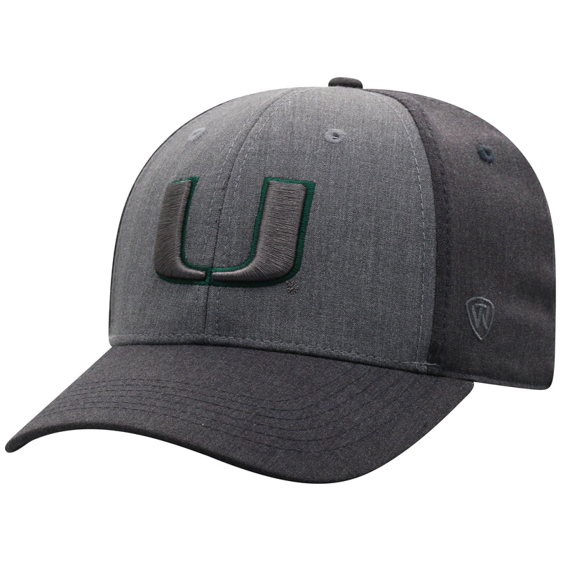 Miami Hurricanes Top of the World Powertrip One Fit Two-Tone