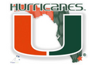 Miami Hurricanes Flippy Magz U State Reversible Magnet - CanesWear at Miami FanWear Decals & Stickers Flippy Magz CanesWear at Miami FanWear