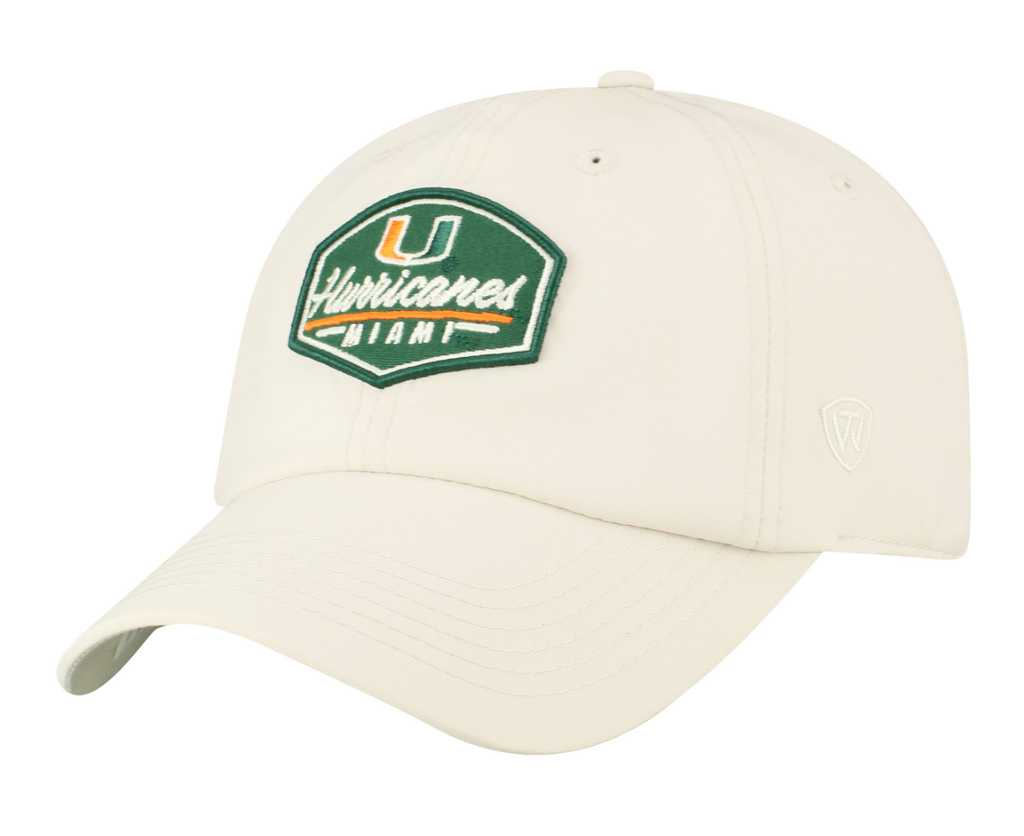 Miami Hurricanes Onward Cap- Top of the World