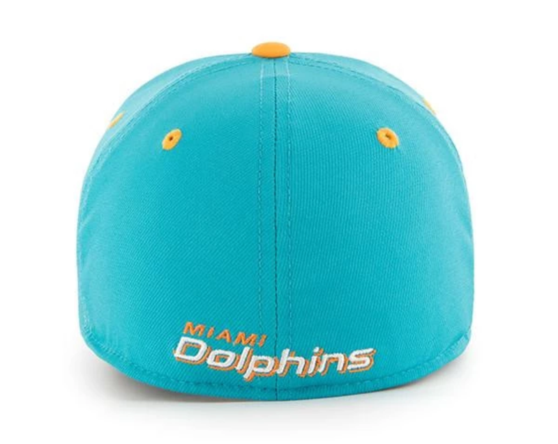 Miami Dolphins '47 Brand Crash Line Contender - Fitted