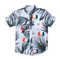 Miami Hurricanes Dyme Lyfe Paradise U Button Up Polo