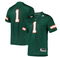Miami Hurricanes adidas Football Premier Jersey - Green