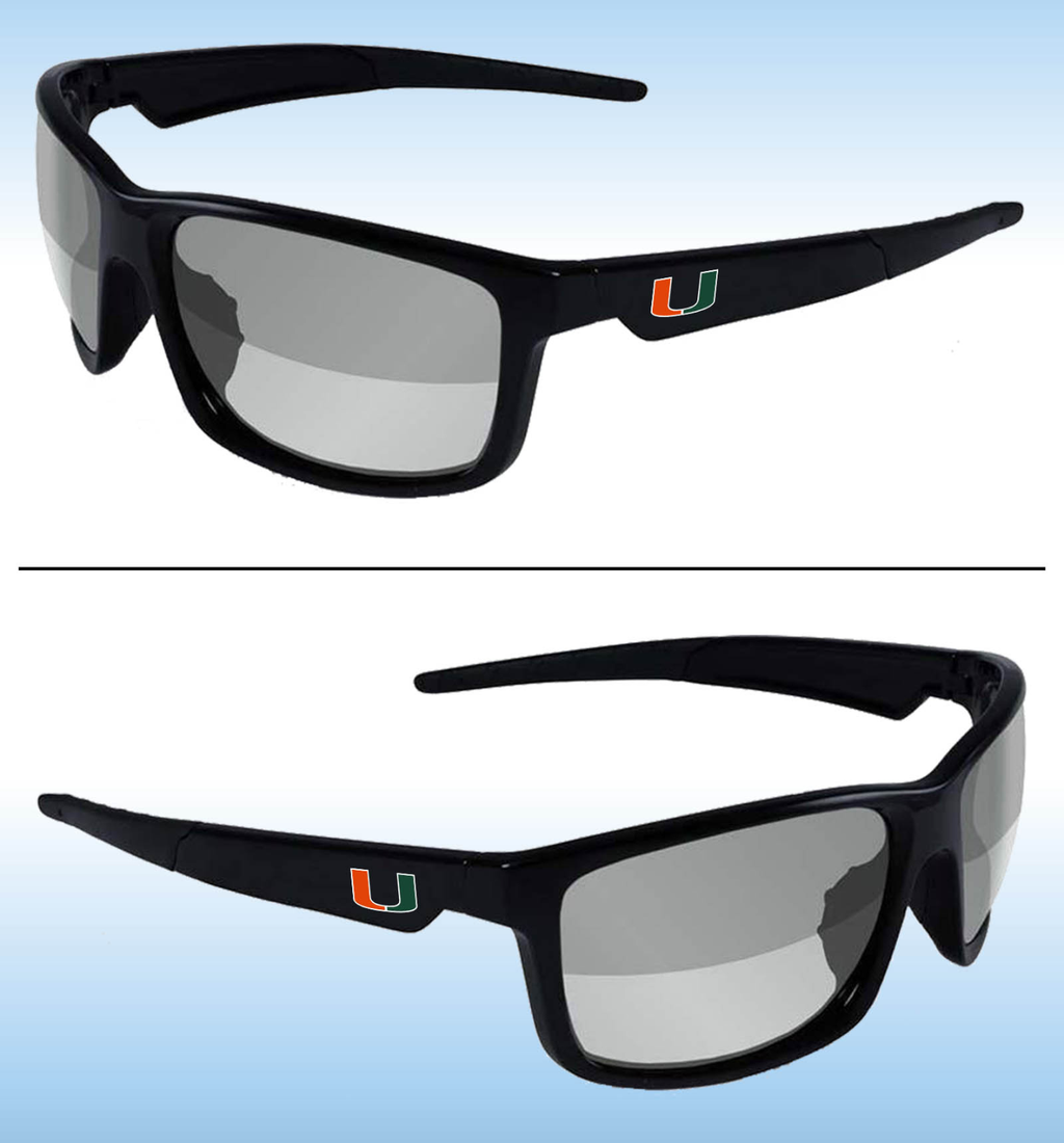 Miami Hurricanes Raze Polarized Sunglasses