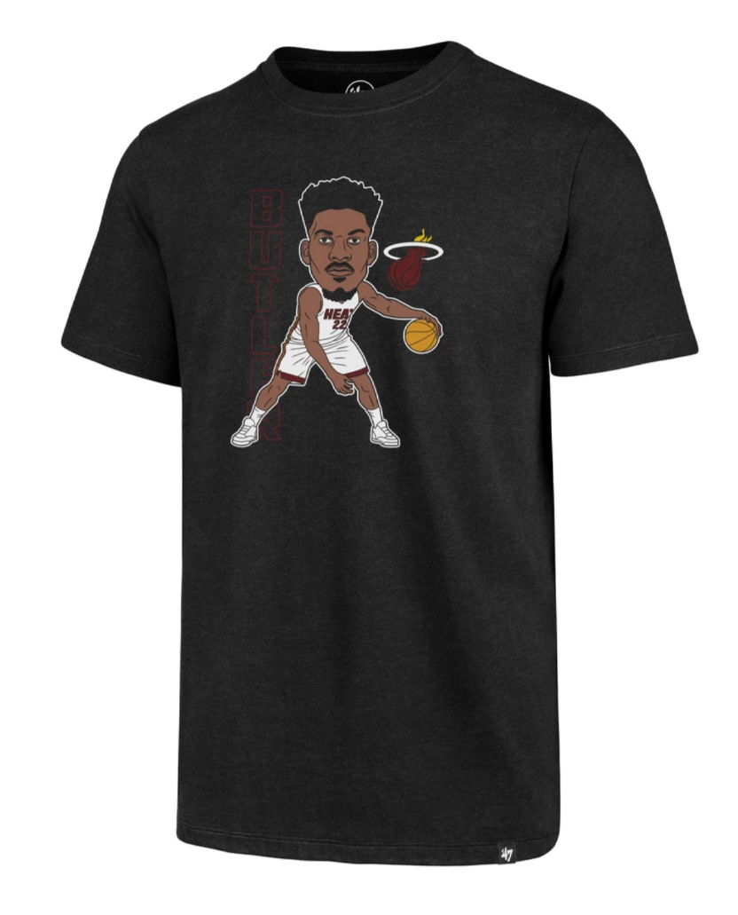 Miami Heat '47 Brand Jimmy Butler T-Shirt